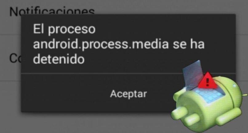 solucion pantalla bloqueada proceso