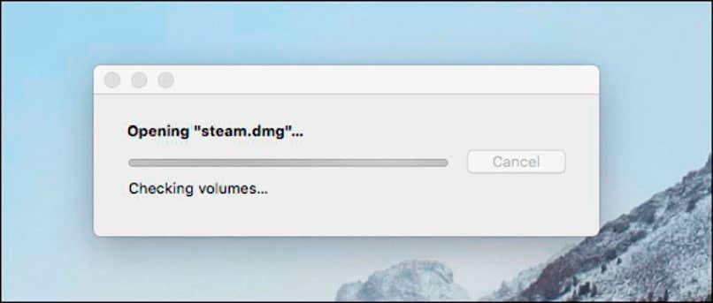 instalar o extraer archivos dmg
