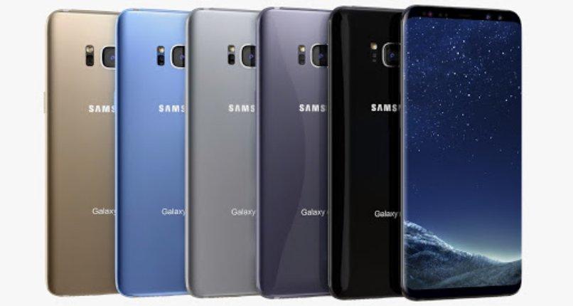 diversa gama samsung galaxy s8