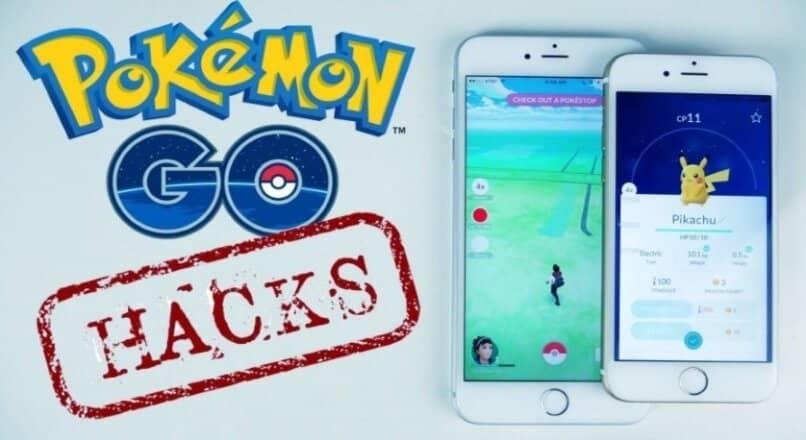 app movil atrapar pokemones