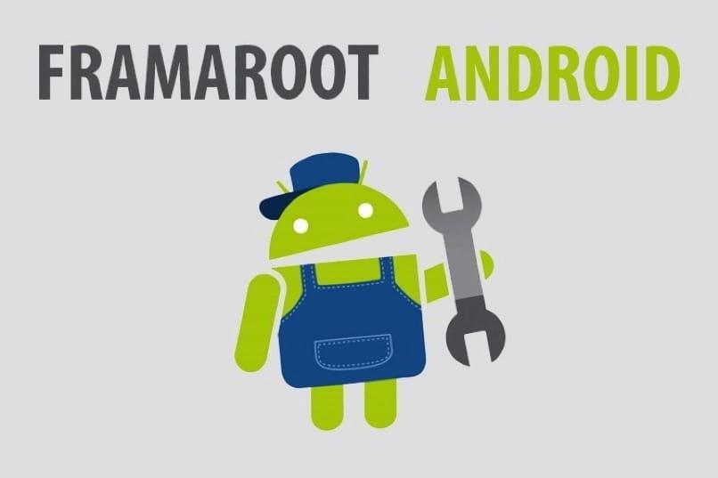 aplicacion framaroot para android