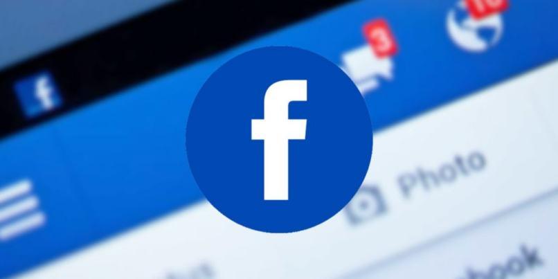 facebook fondo inicio logo azul
