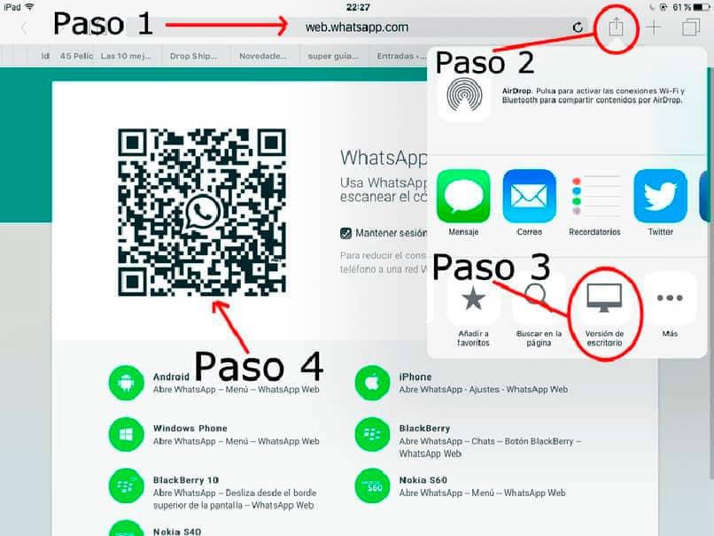paso a paso de instalacion de whatsapp