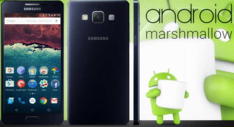 movil samsung grand prime android marshmallow