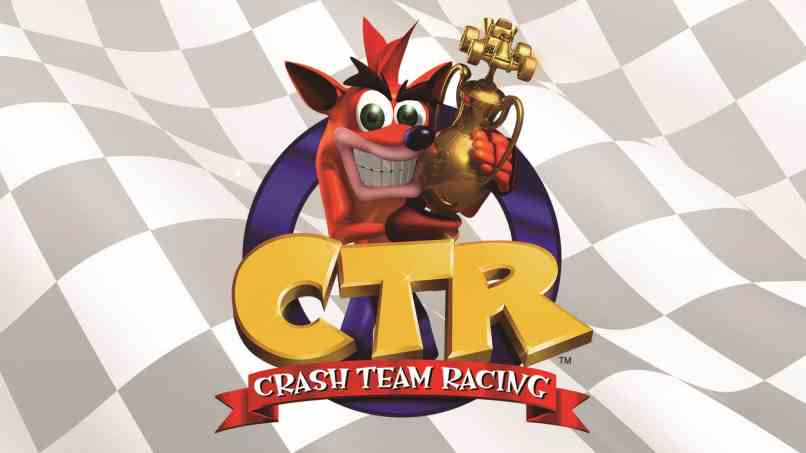 portada principal crash team racing