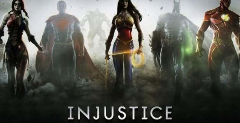juego injustice portada android 2