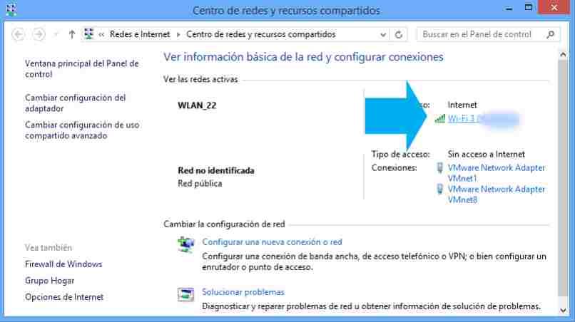 obtener contraseña de wifi