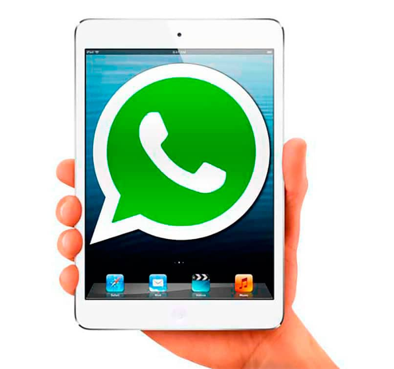 descargar e instalar whatsapp gratis en un iPad