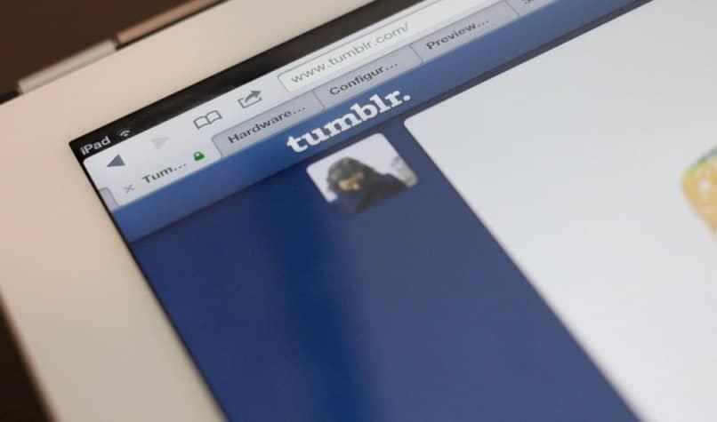 conectar simultaneamente una foto de instagram con tumblr