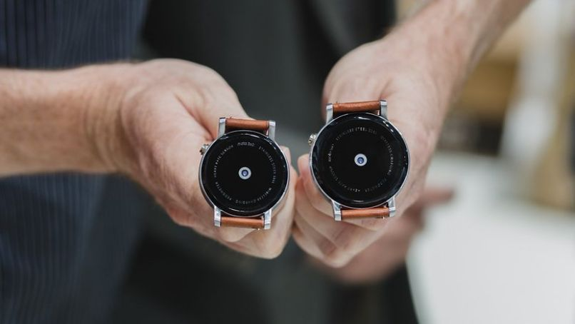generacion smart watch 360 relojes inteligentes