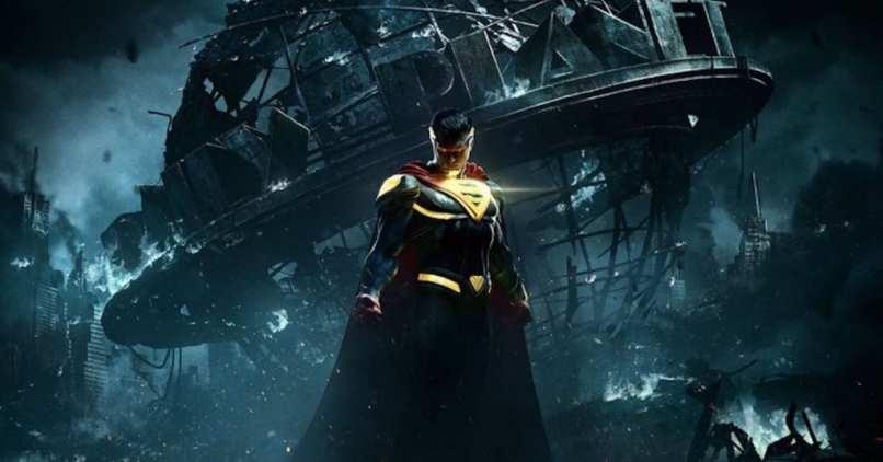 superman personaje injustice juego