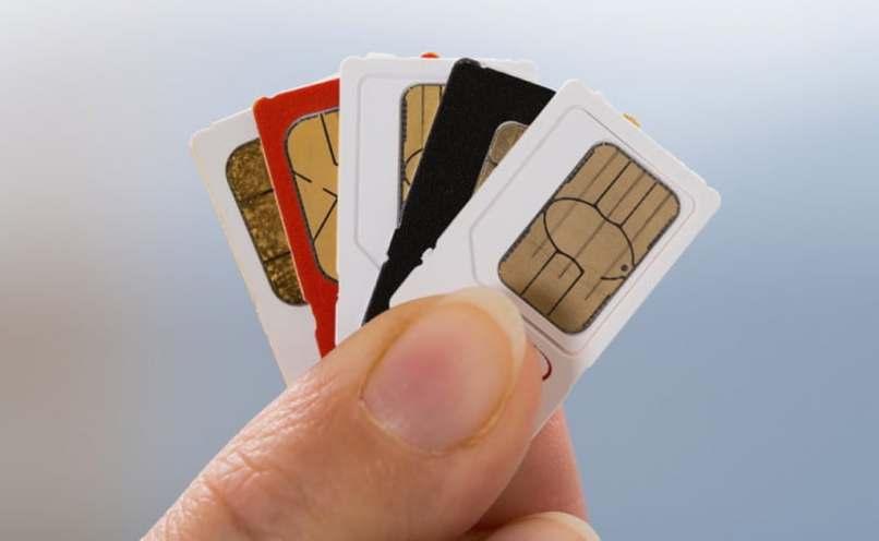 tarjetas sim varios operadores moviles