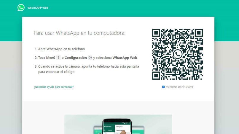 solucionar problema para conectarse whatsapp web