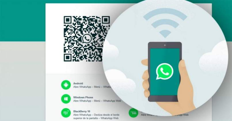 whatsapp principal escanear codigo qr