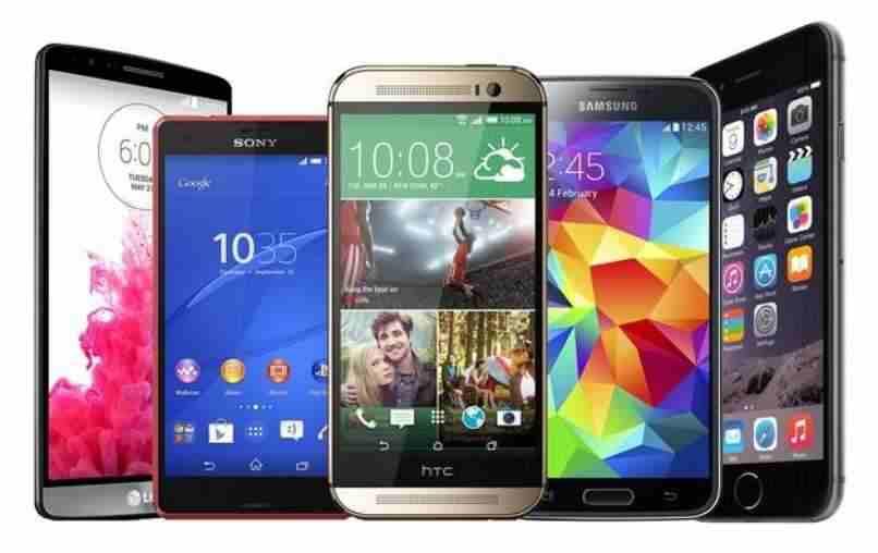 repuestos de celulares
