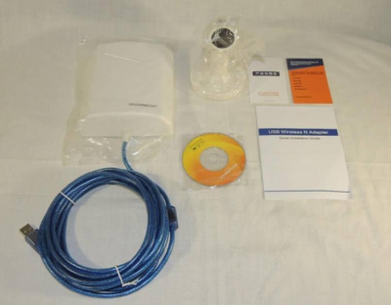 kit instalacion antena