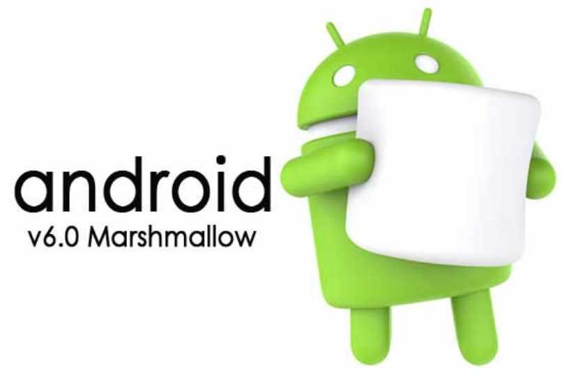 fondo blanco android verde