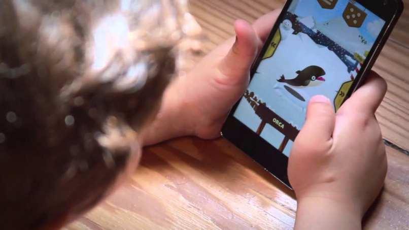 bebe reconociendo animales app