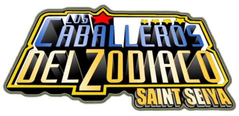 logo de los caballeros del zodiaco