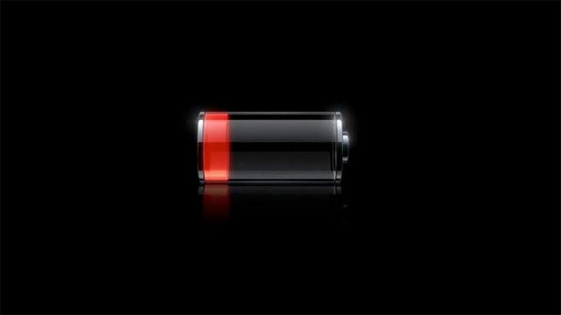 icono bateria baja samsung