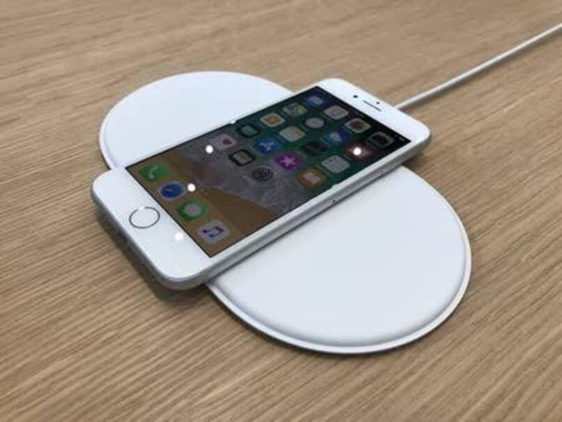 iphone ipad samsung cargando