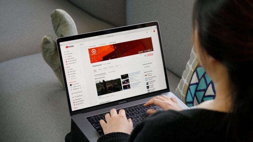 pagina youtube cerrar canal