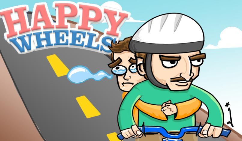 instalar happy wheels facil