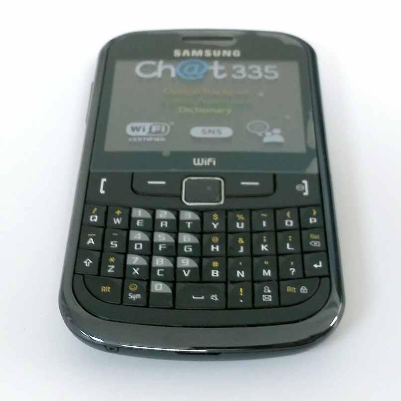 celular negro edicion nueva