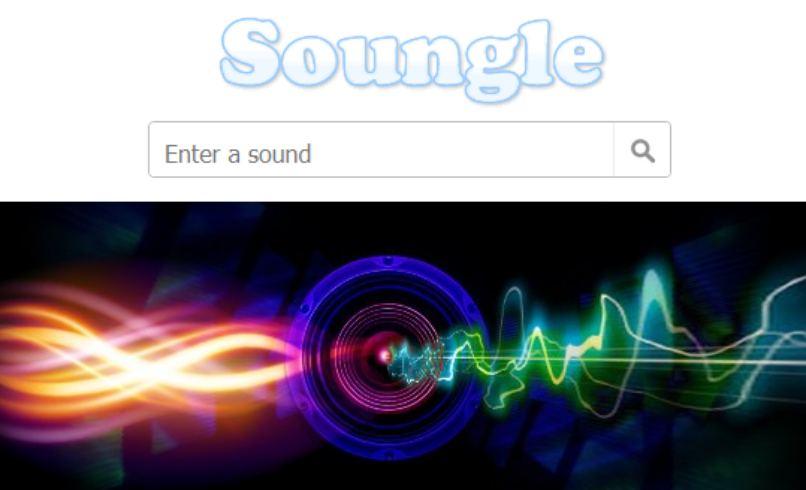 soungle encontrar canciones