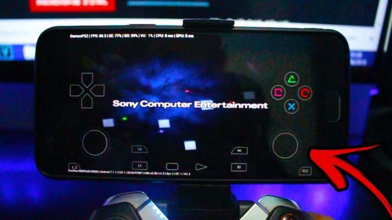 ps2 emulador juego android descargar