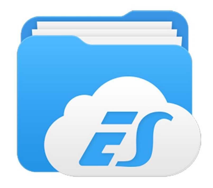 icono explorador archivos