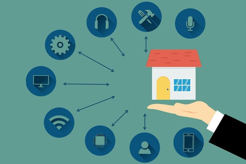 conexion de casa a internet