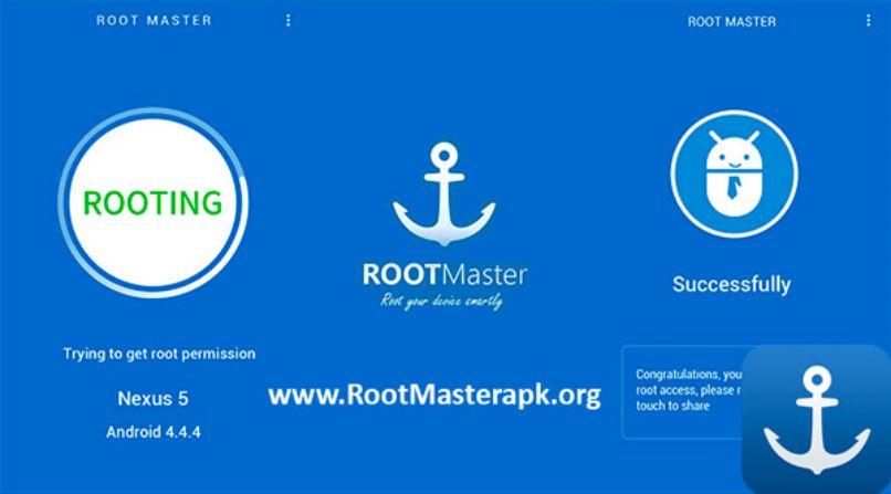 logo app movil azul