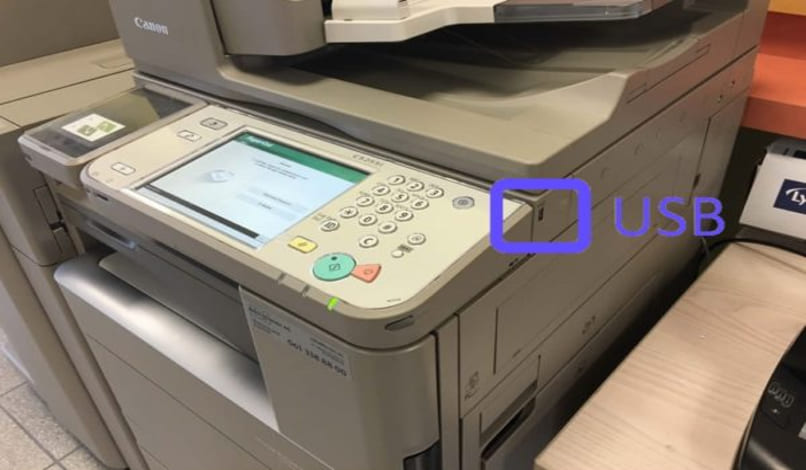 archivo usb imprimir