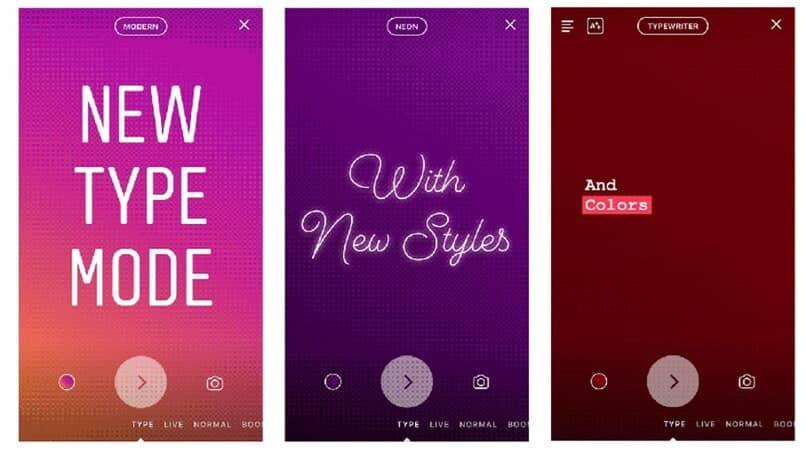 como cambiar el color y letra de stories en instagram