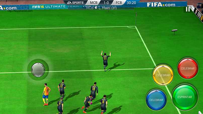 movil android fifa