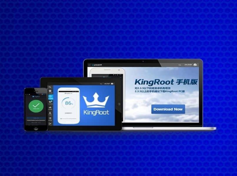dispositivos moviles con sistema operativo windows fondo azul