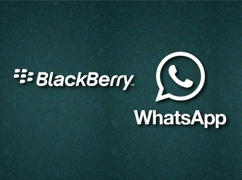 logo-blanco-whatsapp-blackberry-fondo-verde-oscuro