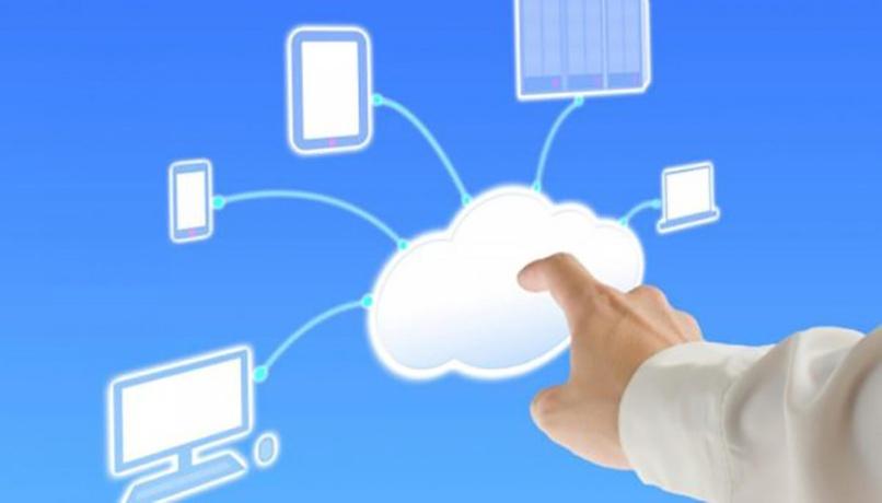 app subir archivos nube