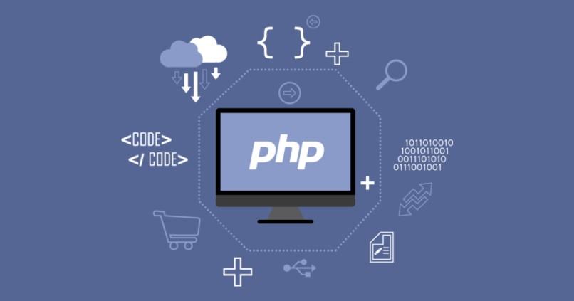 programa instalar php