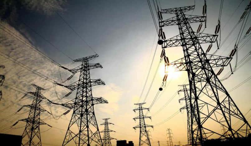 produccion corriente electrica
