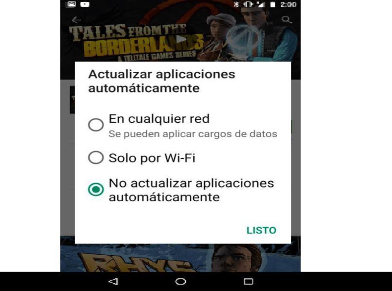 capture pantalla analizar aplicaciones automaticas android
