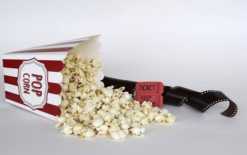 espacio suficiente popcorn time