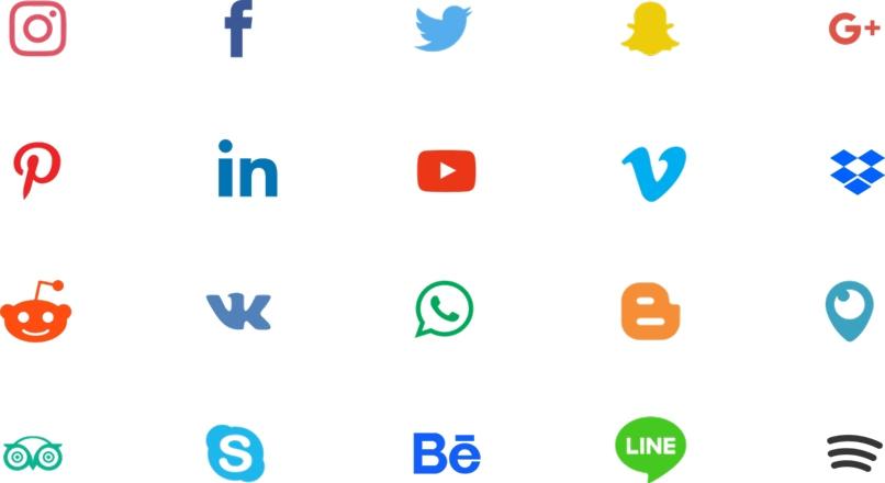 redes sociales datos libres claro