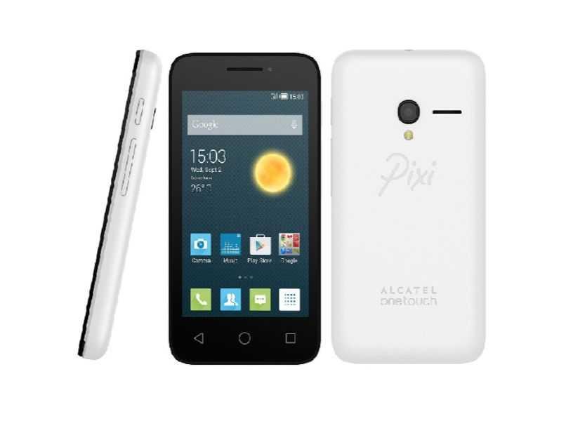 perfiles movil android alcatel menu inicio blanco negro fondo blanco