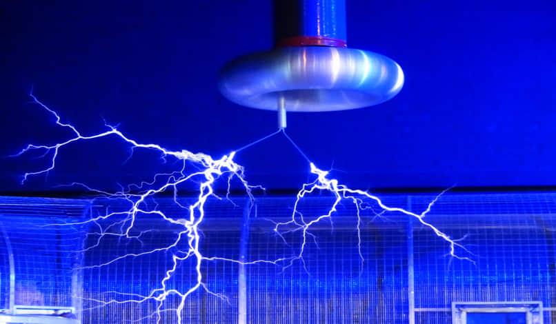 experimento tesla electricidad