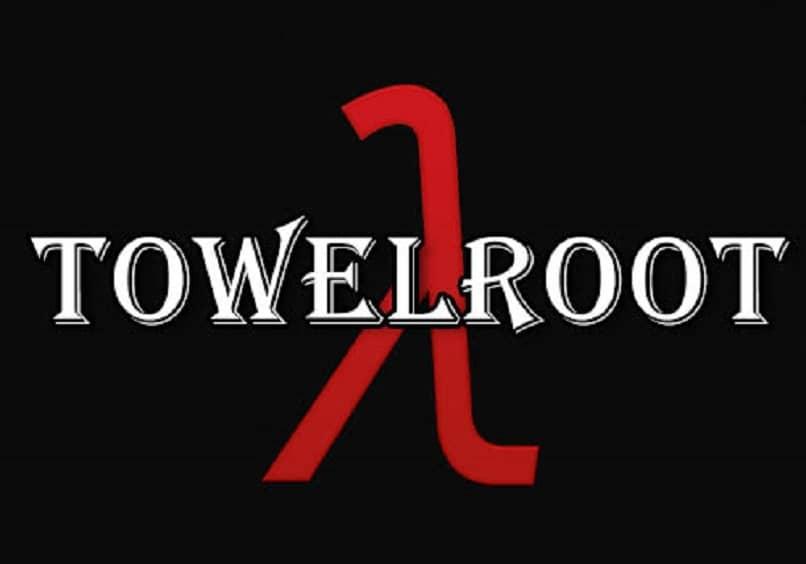logo de towelroot