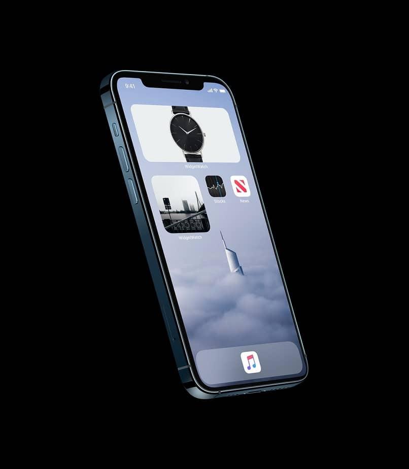 widgets elegantes para personalizar telefono