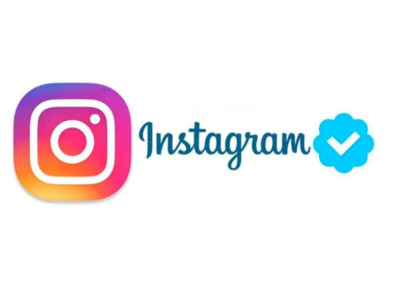 icono instagram insignia