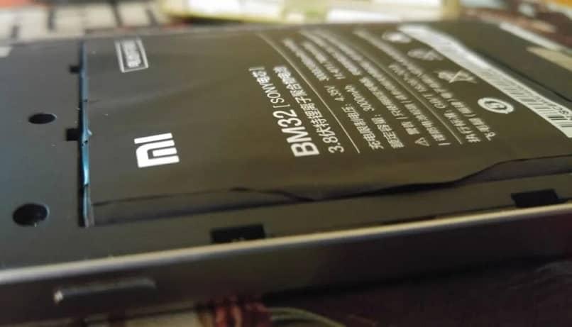 bateria del telefono mala